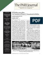 Helmke y Awe - Death Becomes Her an Analysis of Panel 3 Xunantunich