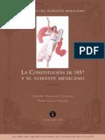 Artemio Benavides Hinojosa, Pedro Torres Estrada - Constitución Política de 1857