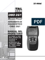 Manual 3140d S