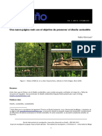 Dialnet- Una Nueva Pagina Web Con El Objetivo De Promover El Diseño Sostenible