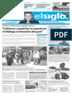 Edición Impresa El Siglo 08-01-2017