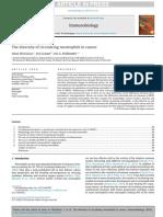 Neutrofilos y Cancer Mishalian2016