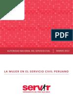 SERVIR InformeGenero Marzo2012
