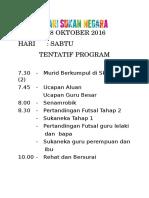 Tentatif Program
