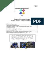 A FX Rates Intl Parity Conds