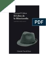 Cohen Leonard - El Libro de La Misericordia