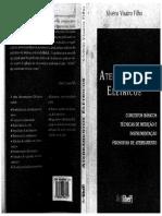 Livro - Aterramentos elétricos  (Silvério Visacro Filho).pdf