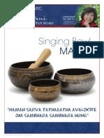 Singing Bowl Report