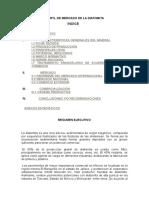 Perfil de Mercado de La Diatomita