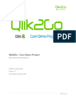 Qlik2Go Data Model