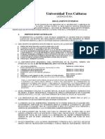Reglamento Licenciatura 2016 (13 Junio SEP)