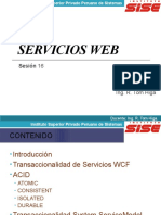 SW Sesion16- Transacciones