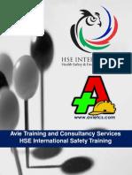 HSE ATCS Company Profile 2016