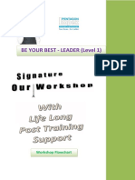 Be Your Best - Leader Workshop