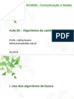 CR Aula05 Algoritmos de Caminhos Minimos