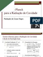 Calculo de Planck
