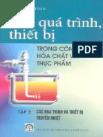121881860 Cac Qua Trinh Thiet Bi Trong Cong Nghe Hoa Chat Va Thuc Pham Tap 3