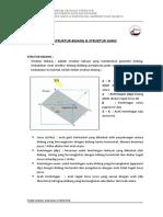 Panduan Struktur Bidang Dan Garis