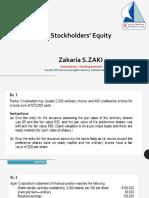 Zakaria Corporation Acc Ch15