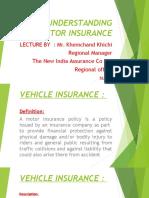 Understanding Motor Insurance