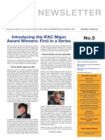 IFAC Newsletter 2016 5 October