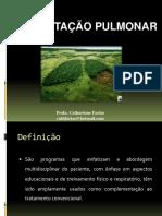 Reabilitação Pulmonar PDF