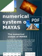 JOSE_ DANIEL 2º C the Numerical Sistem of MAYAS