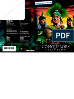 Age of Empires II - The Conquerors - Manual - PC