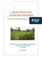 National Mission For Sustainable Agriculture-DRAFT-Sept-2010.pdf