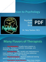 1. Introduction to Psychology