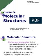 11. Molecular Geometry