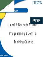 Programacion Citizen