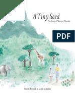 A Tiny Seed – the Story of Wangari Maathai