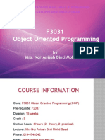 OOP Introduction