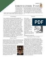Merriweather Post - Issue 3