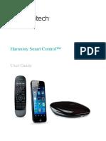 Harmony Smart Control User Guide