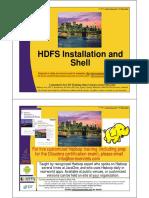 02 HDFS 2 InstallationAndShell