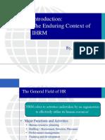 1. Intro on IHRM
