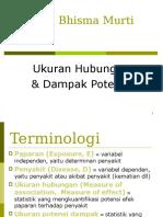 Ukuran_Hubungan_dan_Dampak_Potensial_-_Prof_Bhisma_Murti.ppt