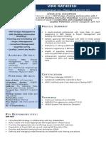 Vino+Resume+BIM+Manager+N
