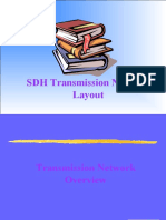 SDH Transmission Network Layout