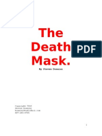 The Death Mask by Steven Donnini