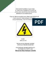 Simbol Gambar Diagram Untuk Instalasi Pusat Dan Gardu Induk