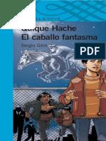 Quique Hache y el caballo fantasma - Sergio Gomez.pdf