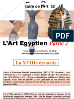 02 L'Art Egyptien Partie II 2015 PDF