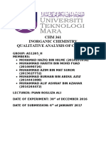 Chm 361 Lab Cover