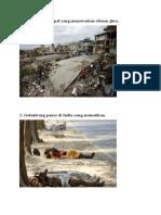 20 Bencana Alam