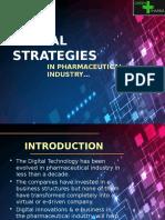 Digital Strategies in Pharma