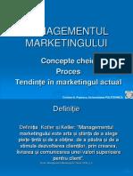 MM P1 Concepte, Proces, Tendinte