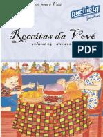 Receitas Da Vóvó 2006 - Anchieta